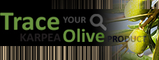 Trace your olive oil