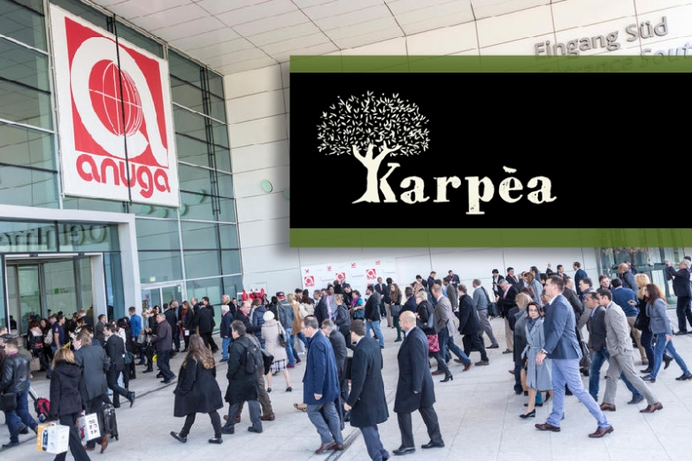 Karpea at ANUGA / Cologne 07-11 October 2017
