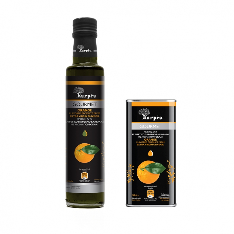 Karpea Gourmet Orange