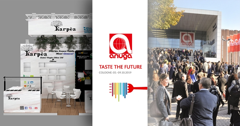 ANUGA / Cologne 05-09 October 2019